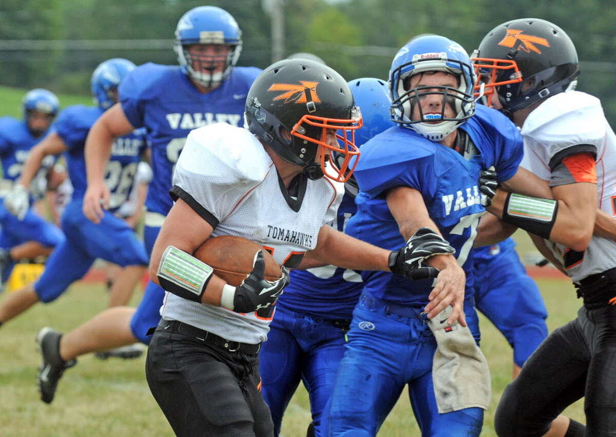 Vote : Which team winsthis Class C North Division game, Hoosick Falls at Corinth, Friday at 7:00 p.m.? Click here to vote.