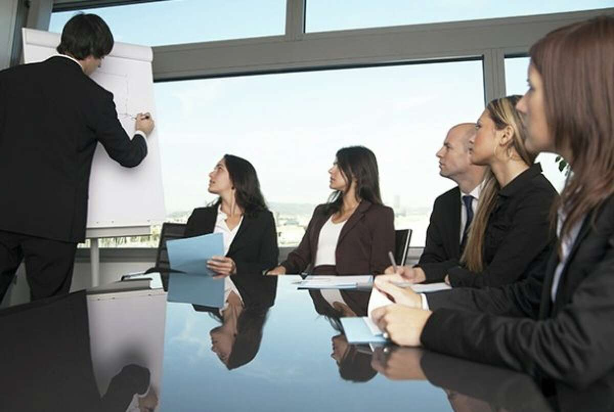 9. Senior corporate executive Stress: 48.97 Median salary: $104,700 Projected growth: 8%