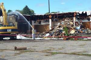 Scotia Navy site demolition begins as biz park expands - Photo