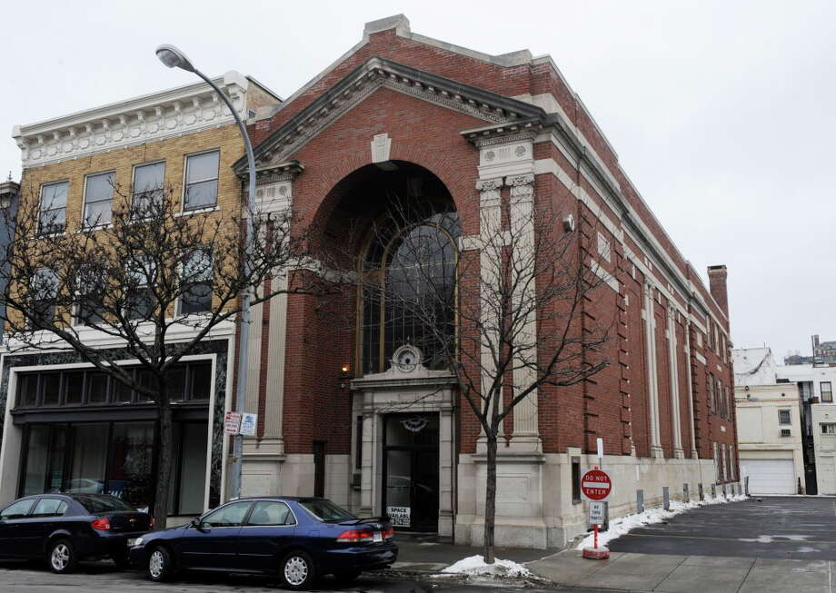 The former Union National Bank in Troy, New York January 7, 2010.    (Skip Dickstein/Times Union) Photo: Skip Dickstein / 2008
