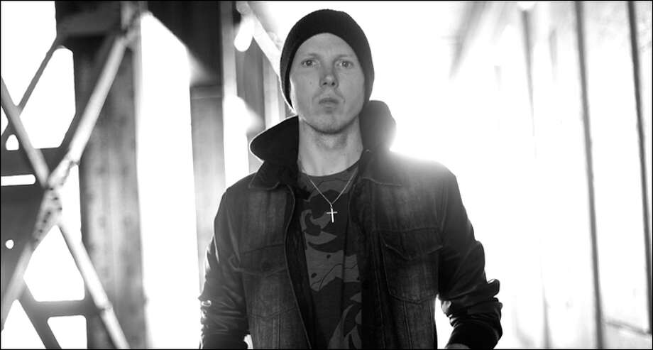 """Manafest is touring behind his new CD, """"Reborn."""" Photo: BEC Recordings"""