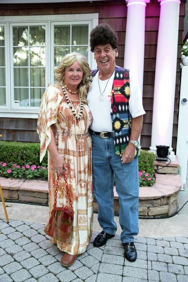"John and Debbie Daugherty chaired the Bayou Preservation Association's gala ""Dancing Through the Decades."""