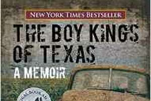 'Boy Kings of Texas' chosen for Mayor's Book Club - Photo
