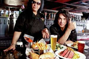 Rock legends opening restaurant at AT&T Center - Photo