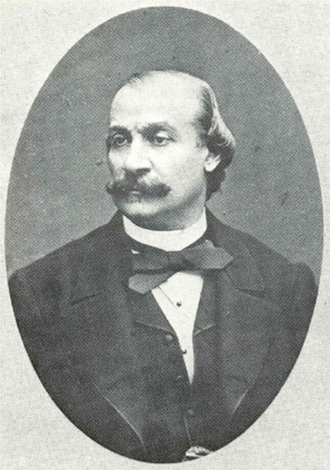 In 1904 the award was given to the Institut de Droit International (Institute for International Law). At the time, the organization's president was Pasquale Stanislao Mancini, who is pictured above.