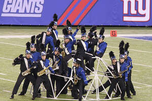 Newtown's marching band and guard hosts annual home show Saturday night - Photo