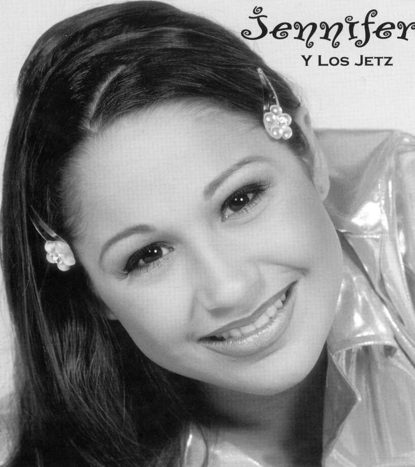 Jennifer Peña was first billed as Jennifer y Los Jetz and heralded as the second coming of Selena. Photo: EMI LATIN / HANDOUT