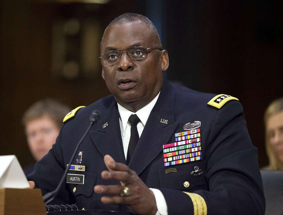 Gen. Lloyd Austin told Congress that the effort to train rebels had yielded four or five new fighters. Photo: Pablo Martinez Monsivais, Associated Press