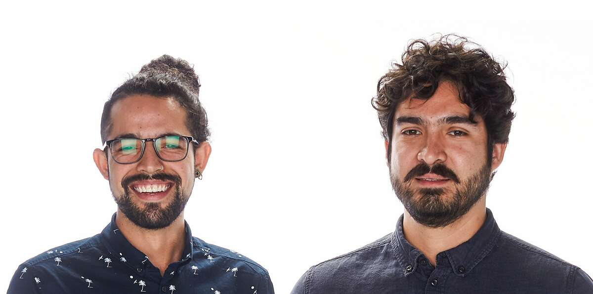 David Gallardo and Leon Vasquez of Lolo