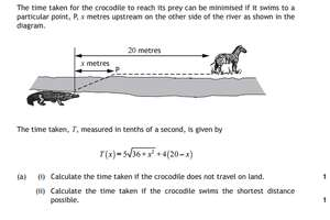 Can you solve the croc math problem that baffled Scottish students? - Photo