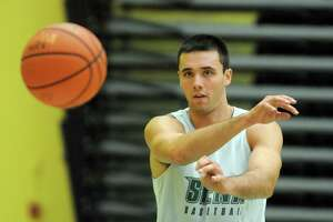 Siena basketball's Brett Bisping eager for action - Photo