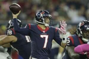 Bill O'Brien names Brian Hoyer Texans' starting QB for Week 7 - Photo