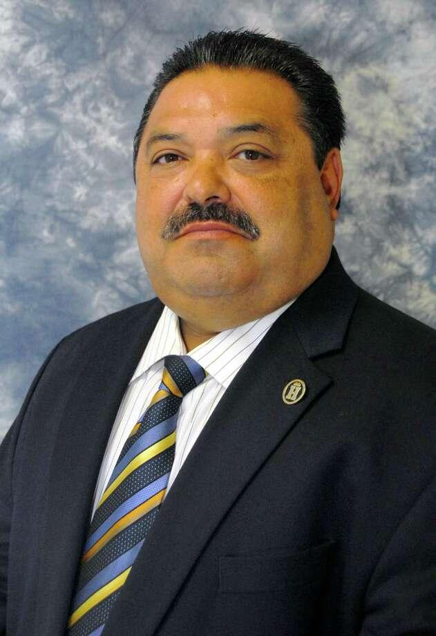 Rey Madrigal, Interim Superintendent Harlandale ISD Photo: Courtesy :Harlandale ISD