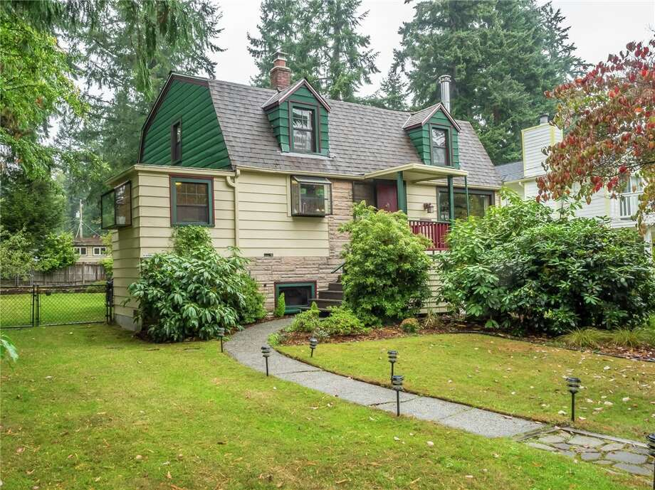 The first home, 14031 1st Ave. N.W., is listed for $409,950. Thethree bedroom, one bathroom home has a large fenced backyard and a new second story.  There will be a showing for this home on Sunday, Oct. 11 from 1 - 4 p.m. You can see the full listing here. Photo: Gary Requa/Natural Photoscapes