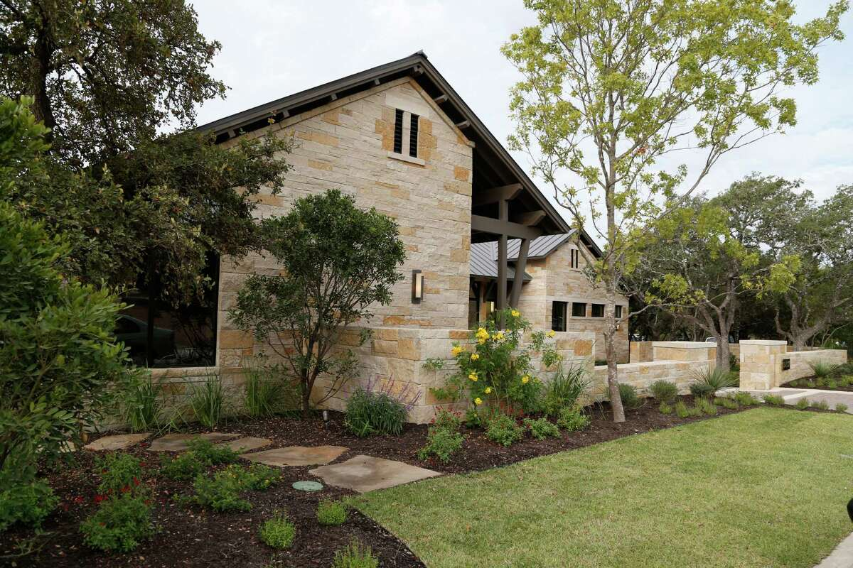 The Image Homes house and others in the 2015 Parade of Homes reflect a shift away from Old World influences in architectural styles.
