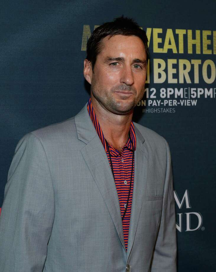 LAS VEGAS, NV - SEPTEMBER 12:  Actor Luke Wilson arrives at the VIP Pre-Fight Party for 'High Stakes: Mayweather v. Berto' presented by Showtime at the MGM Grand Garden Arena on September 12, 2015 in Las Vegas, Nevada.  (Photo by Bryan Steffy/Getty Images for Showtime) Photo: Bryan Steffy, Stringer / 2015 Getty Images