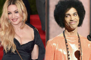 Prince serenades Madonna at concert afterparty - Photo