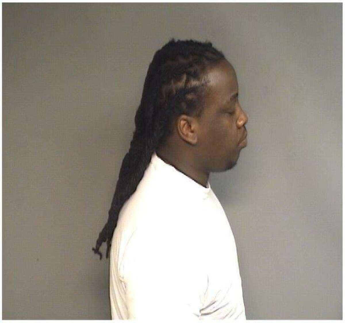 Stamford police again arrested convicted felon Caleeb Brown on gun and drug dealing charges Thursday.
