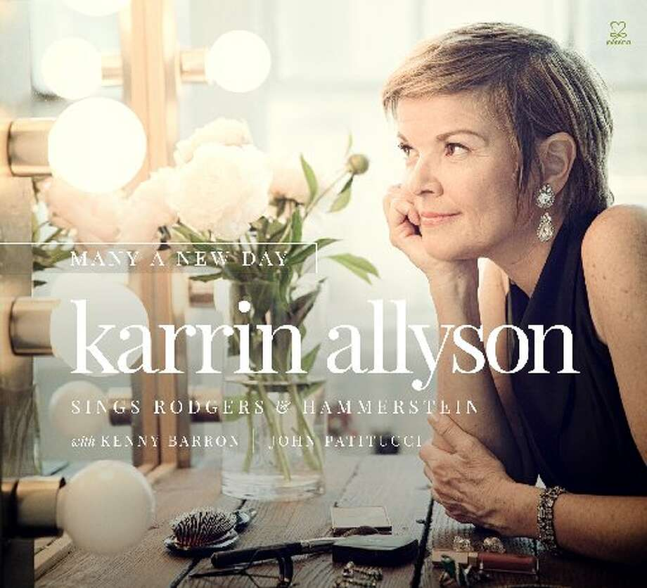 "Karrin Allyson records standards on  ""Many A New Day: Karrin Allyson Sings Rodgers & Hammerstein."""