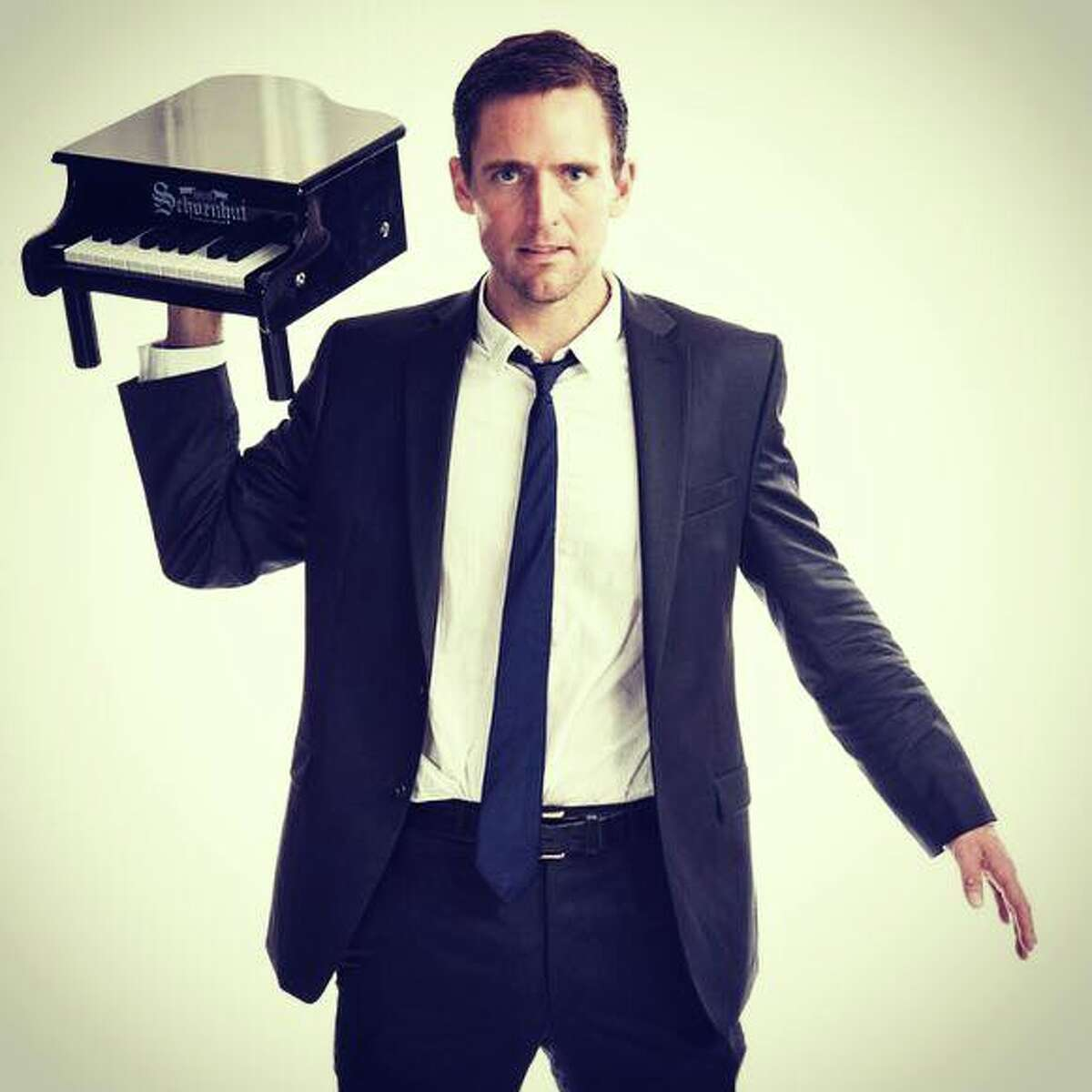 """Owen Benjamin. """"Owen Benjamin is a comedian and actor, best known for his hilarious blend of stand-up and musical comedy."""" With special guest Greg Aidala. When: Saturday, Oct. 10, 8 p.m. Where: The Linda - WAMC's Performing Arts Center, 339 Central Ave, Albany. For more info and tickets, visit the website."""