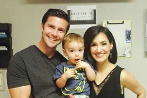 San Antonio TV power couple share baby news - Photo