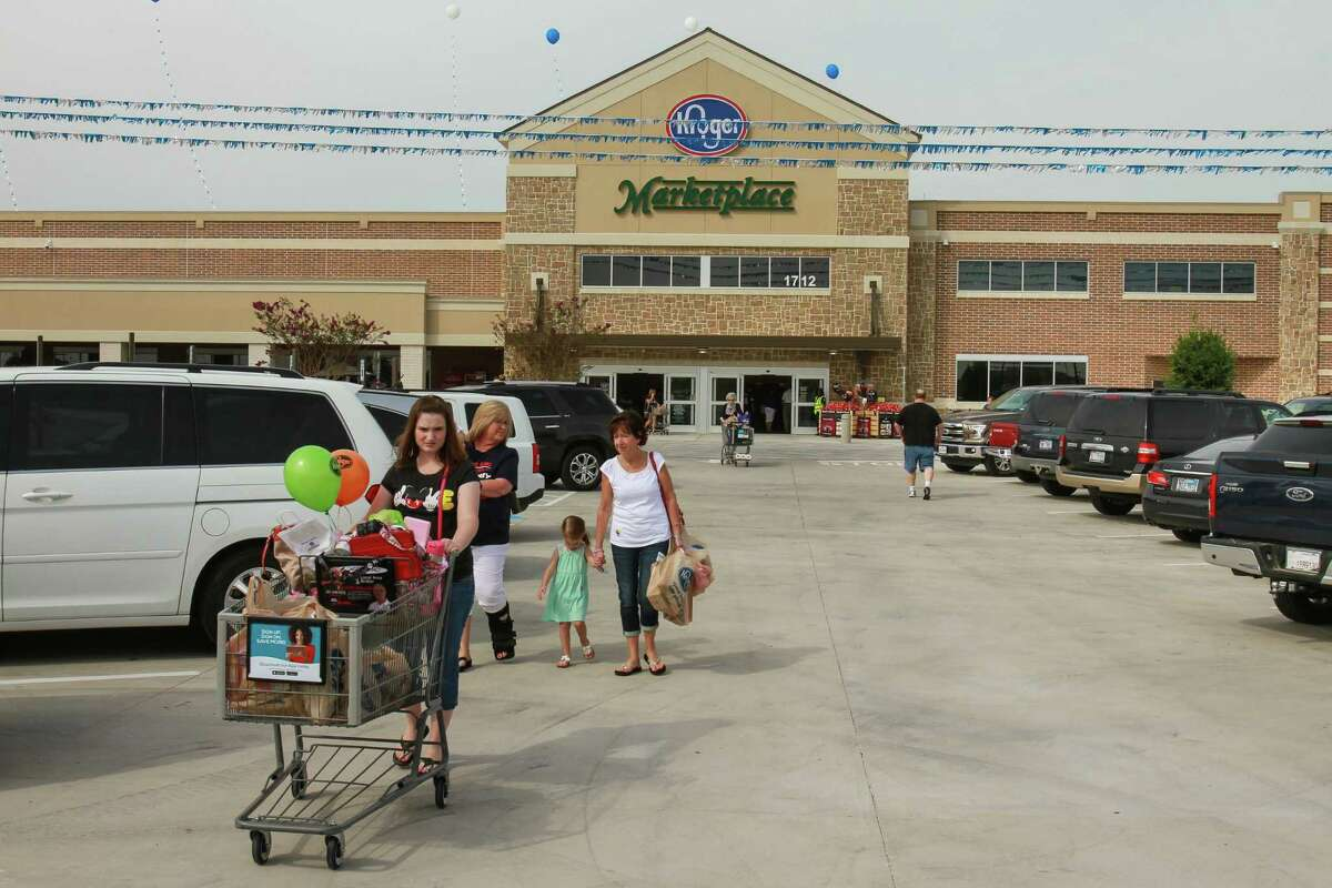 A Kroger Marketplace opened in Katy last week. Clute and Cypress are expected to see new Marketplace stores in the next few months.