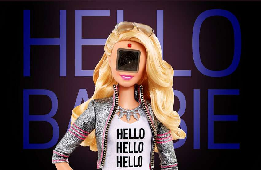 Barbie, a 56-year-old doll that's been a staple in toy rooms across the nation, is now delving into artificial intelligence. Hello Barbie will carry on full conversations with children and launches in November, just in time for the holiday shopping season. The technology powering the doll is from San Francisco-based ToyTalk, a company founded by former Pixar employees. The move comes as Barbie sales have suffered, as children are gravitating to other forms of entertainment. (Photo illustration Christopher T. Fong / The Chronicle; Mattel)