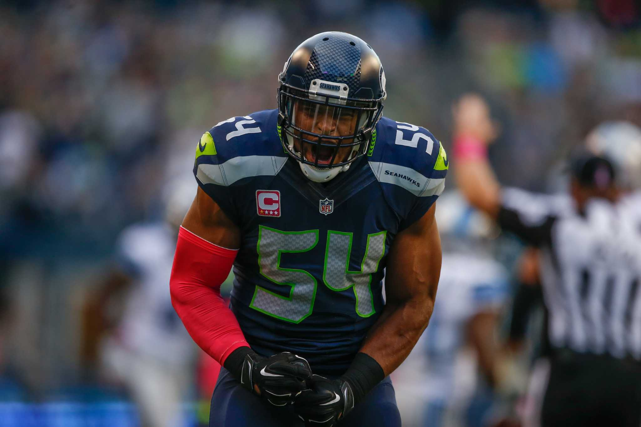 Seahawks Notebook Mlb Bobby Wagner Expects To Play Thursday Against 49ers Seattlepi Com