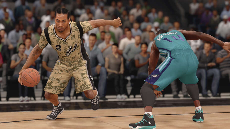 "Despite a stronger game than last' year's ""NBA Live,"" EA's ""NBA Live 16"" just did not have the stuff to pass 2K's ""NBA 2K16"" for best basketball game of the season. Photo: Courtesy Photo"