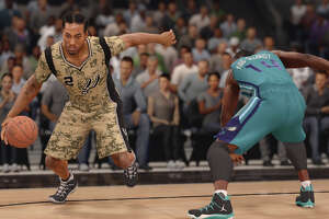 'NBA 2K16' bests 'NBA Live 16' with details - Photo
