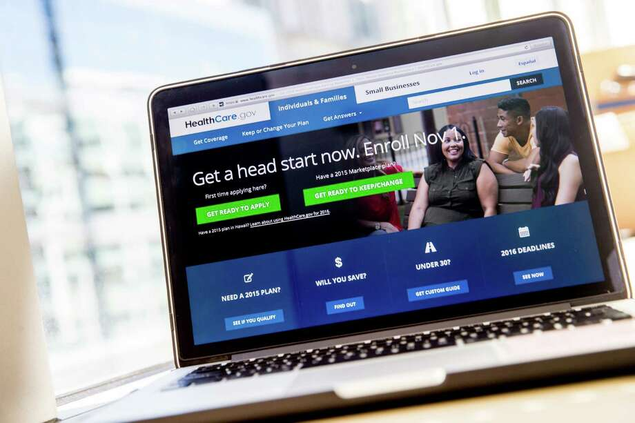 The Obama administration says its strengthening privacy protections for consumers on HealthCare.gov  ahead of a new enrollment season starting Nov. 1. Photo: Andrew Harnik /Associated Press / AP