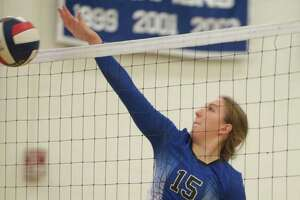 HIGH SCHOOL ROUNDUP: Abbott Tech volleyball team clinches division title - Photo