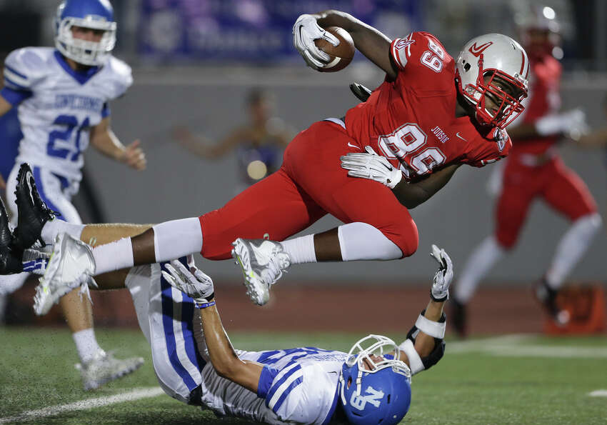 Judson (6-0) 54 vs. New Braunfels (4-2) 20Judson leads series 10-4