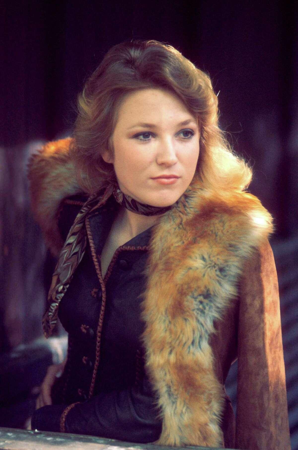 Tanya Tucker, portrait, London, October 1975.