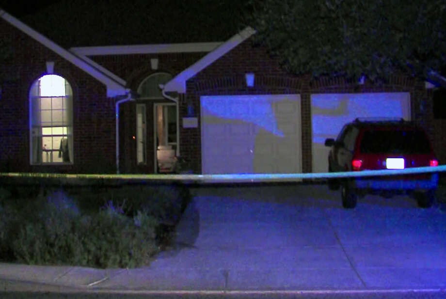 San Antonio investigate a shooting on the far North Side where police say a man mistook his wife for an intruder and shot and killed her. Photo: Screen Grab Courtesy 21 Pro Video