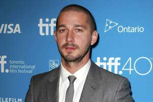 Shia LaBeouf Arrested for Public Drunkenness in Texas - Photo