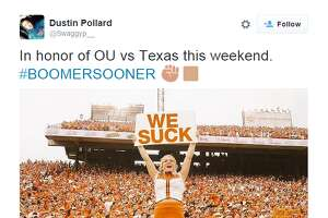 BEVO taking a beating as Red River Rivalry heats up on social media - Photo