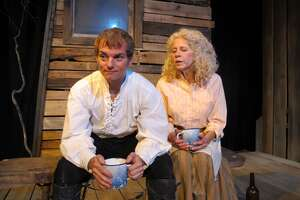 Review: 'Grinder's Stand' @ Bridge Street Theatre, 10/9/15 - Photo
