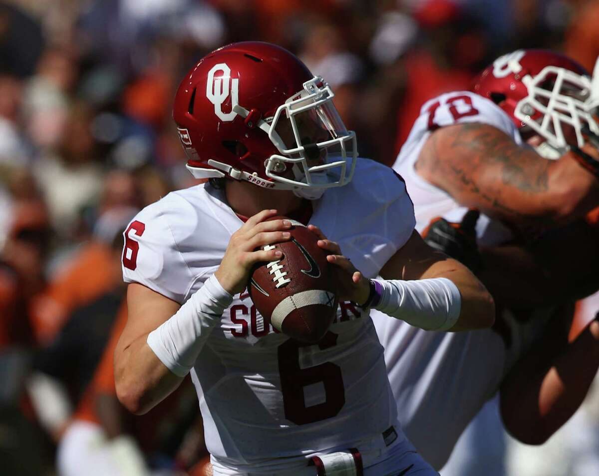 No. 2 Oklahoma (1,055 points) Total appearances: 784, 71.08 percent of all polls. First appearance: 1938. No. 1 rankings: 100½. Championships: Seven (last 2000). Best full decade: 1950s appeared in 94.83 percent of polls. Worst full decade: 1960s appeared in 28.57 percent of polls. Poll points: The Sooners have been top-five in percentage of poll appearances in five decades (1950s, '70s, '80s, 2000, '10), most of any program.
