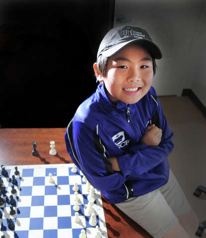 Greenwich student youngest ever chess master - GreenwichTime