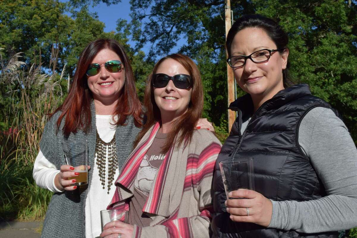 Bridgeport's Beardsley Zoo held its annual Brew at the Zoo on October 10, 2015. Were you SEEN?