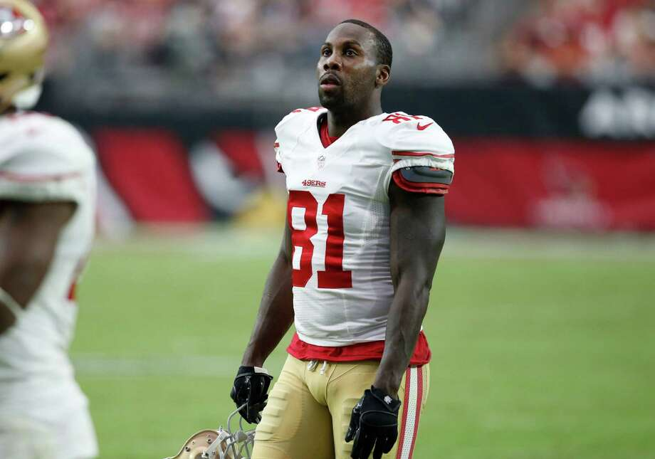 Anquan Boldin. Photo: Ross D. Franklin / Associated Press / AP