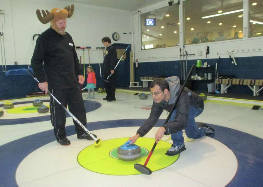 Were you Seen at the Albany Curling Club open house on Saturday, Oct. 10, 2015? The open house continues from noon to 4 p.m. Sunday, Oct. 11 . Photo: Jenifer Whiston
