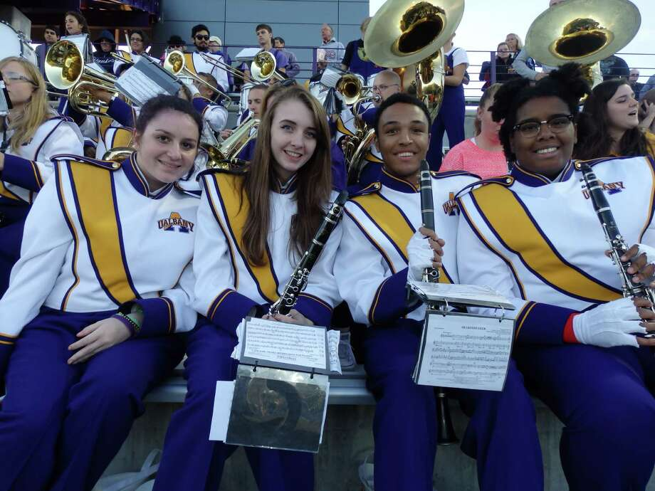 Were you Seen at the University at Albany homecoming game on Saturday, Oct. 10, 2015? Photo: Lamya Zikry