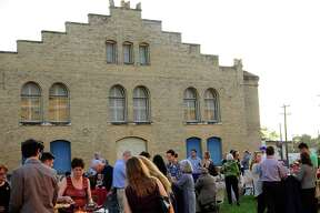 The San Antonio Museum of Art threw a rocking toga party Friday night, only everyone showed up dress clothes. Seems the partiers at the Roman Bacchanal Art Party could have used some help from John Belushi and the guys of Delta house.
