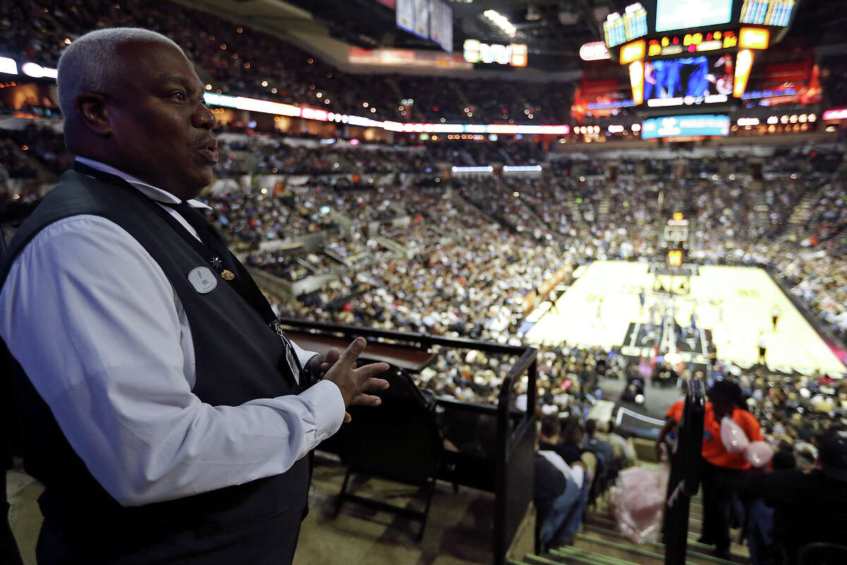 Spurs Sports and Entertainment is looking to hire 60 part-time employees to work events and games at the AT&T Center and Toyota Field.