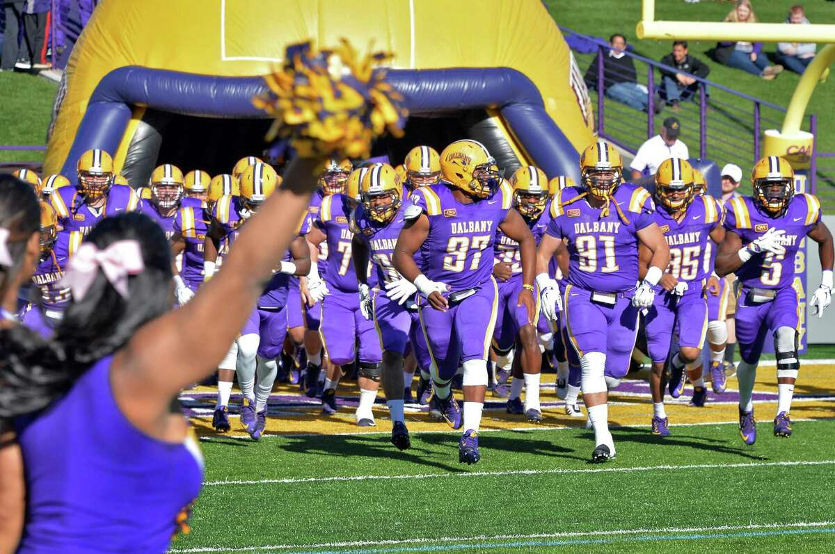 UAlbany's football team takes on Villanova this Saturday at 3:30 p.m.. Click here for ticket information.