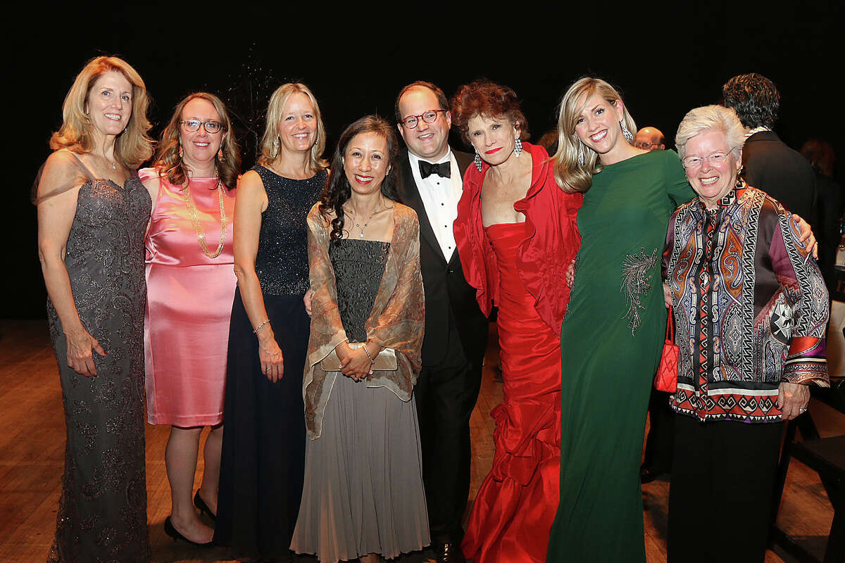 Were you Seen at the opening night gala of the Albany Symphony Orchestra's 86th season at the Palace Theatre in Albany on Saturday Oct. 10, 2015?