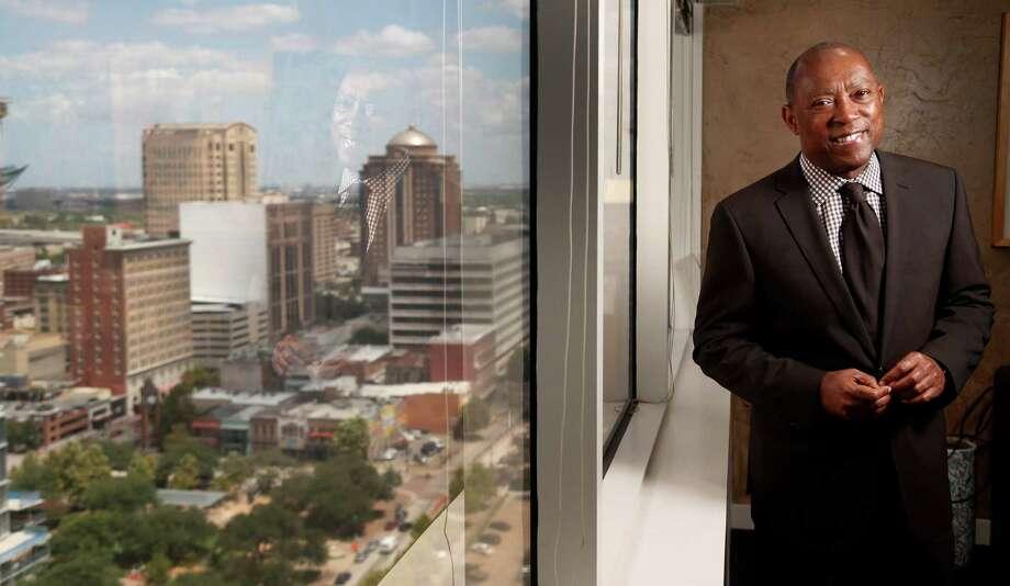 Sylvester Turner photographed in his office on Friday, Aug. 7, 2015, in Houston. ( Karen Warren / Houston Chronicle ) Photo: Karen Warren, Staff / © 2015 Houston Chronicle