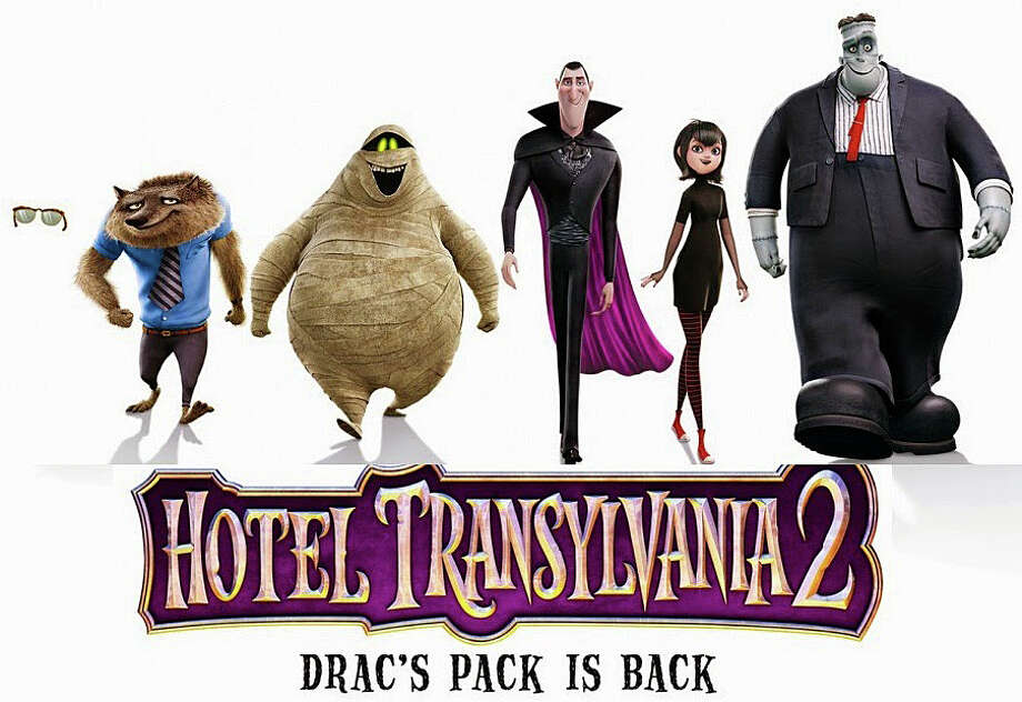 """""""Hotel Transylvania 2"""" is the animated sequel to the 2012 movie. Photo: Contributed / Contributed Photo / Westport News"""